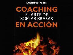 Libro El arte de soplar brasas en acción - L. Wolk