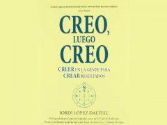 Libro Creo, luego creo - Jordi Lopez