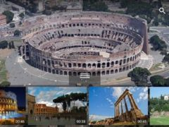 Visite la Antigua Roma con Google Earth