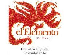 Libro El Elemento - Ken Robinson