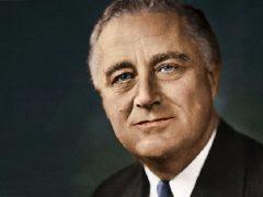 Acción, Frases de Franklin D. Roosevelt